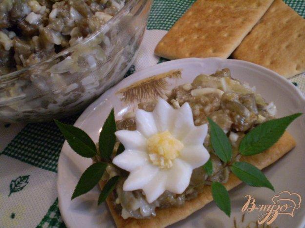 Рецепт Пикантные баклажаны