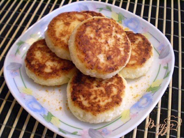 Рецепт Творожники с апельсиновой цедрой