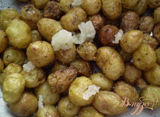 Фото приготовление рецепта: Картофель во фритюре шаг №3
