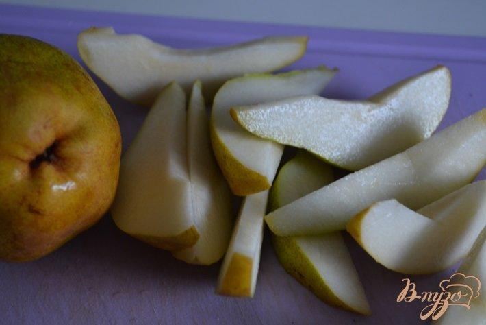 Фото приготовление рецепта: Пряный гарнир с грушами шаг №1