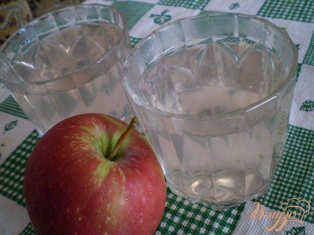 Фото приготовление рецепта: Фруктово-ягодный микс шаг №5