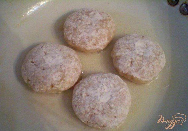 Фото приготовление рецепта: Котлеты из куриного мяса с пшеном шаг №5
