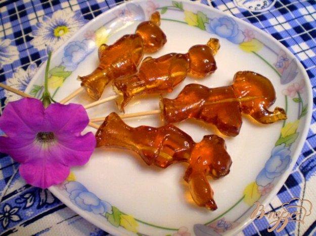Рецепт Леденцы клубничные