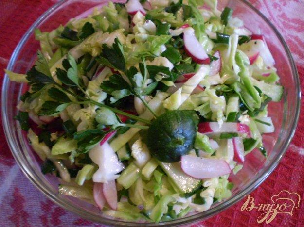 фото рецепта: Овощной микс