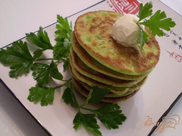 фото рецепта: Оладьи из брокколи