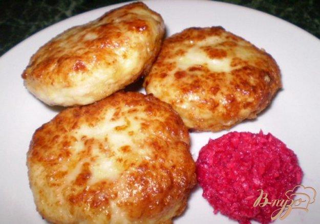 Рецепт Котлеты мясные с капустой