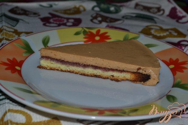 Рецепт Карамельный тортик