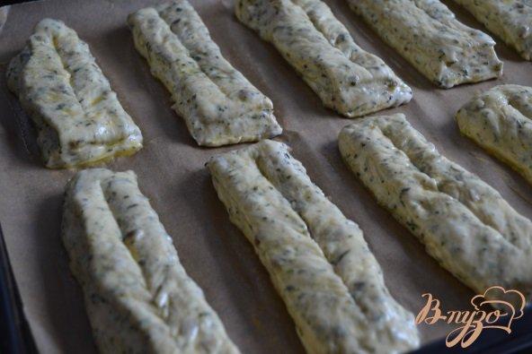 Хлеб с семечками и кинзой (для сендвичей)