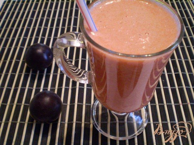 Рецепт Натуральный сливовый сок