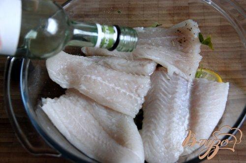 Рыба с цитрусовыми