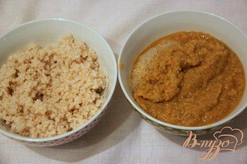 Бедуинский йогуртовый суп