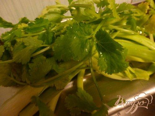 Салат из рубца