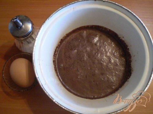 Мороженое с какао