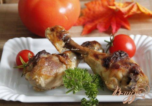 Куриные голени/части  в грейпфрутовом соке