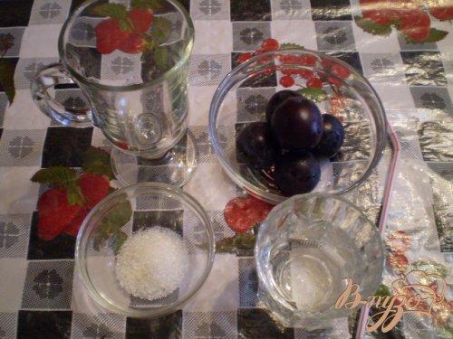Натуральный сливовый сок
