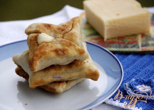 Квадратики с сыром