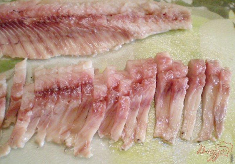 Фото приготовление рецепта: Картофельный салат с селедкой шаг №2