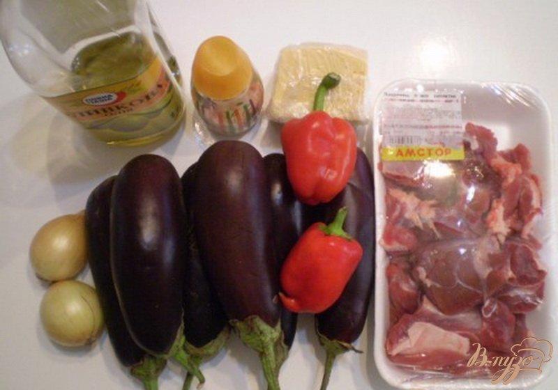 Фото приготовление рецепта: Лодочки с говядиной шаг №1