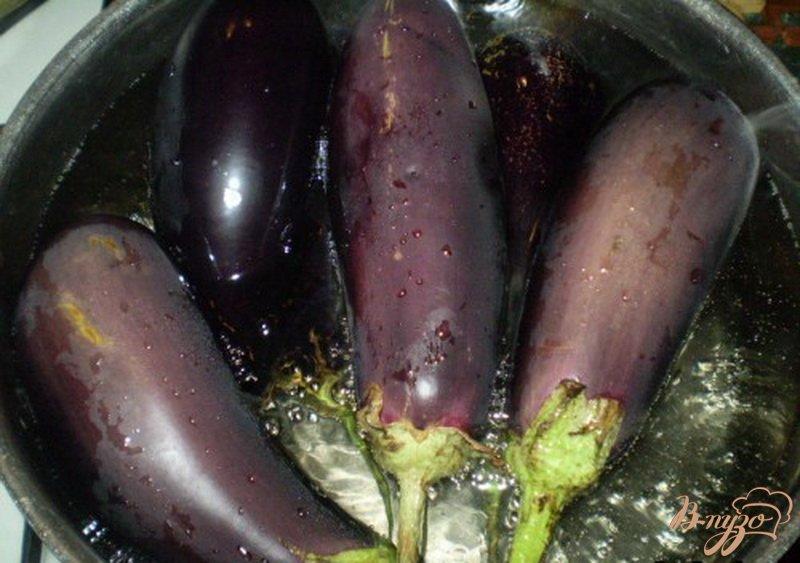 Фото приготовление рецепта: Лодочки с говядиной шаг №4