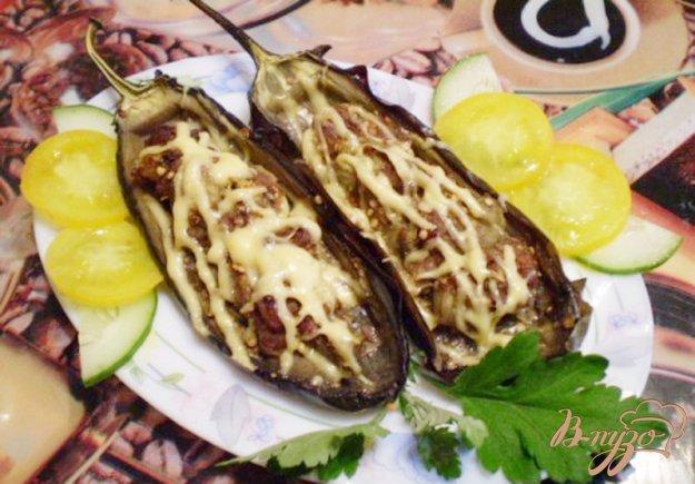Лодочки с мясом пошаговый рецепт с