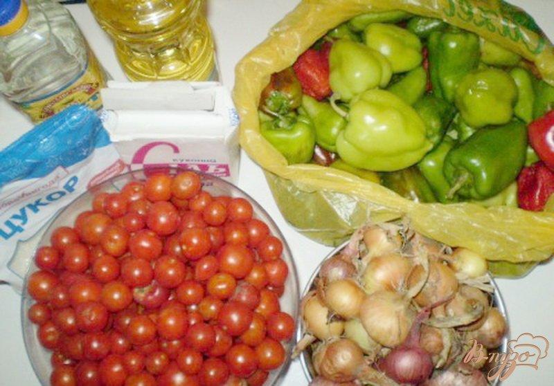 Фото приготовление рецепта: Лечо из болгарского перца шаг №1