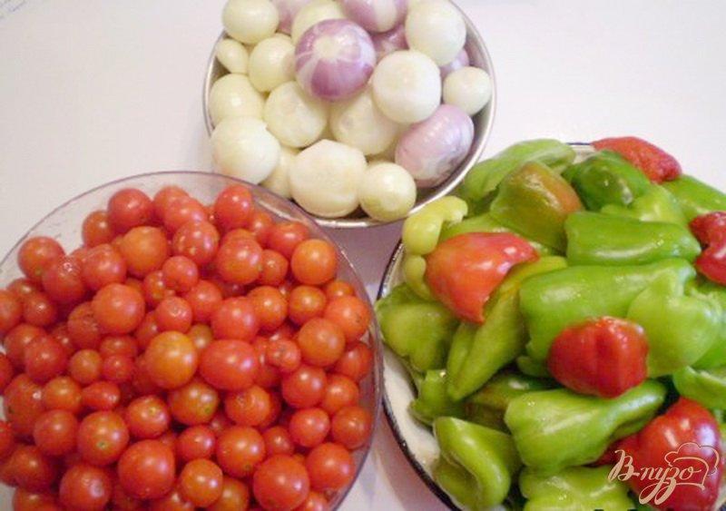 Фото приготовление рецепта: Лечо из болгарского перца шаг №2