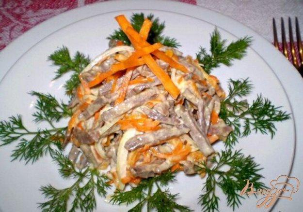 салат сердце рецепт приготовления рецепт