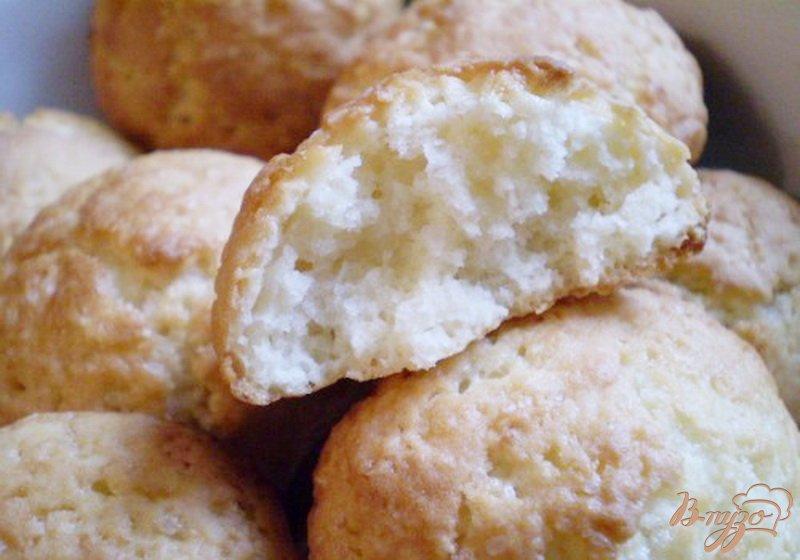 Фото приготовление рецепта: Печенье имбирное шаг №8