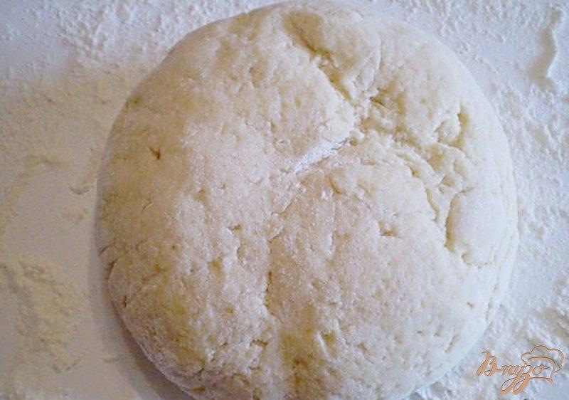 Фото приготовление рецепта: Печенье имбирное шаг №5