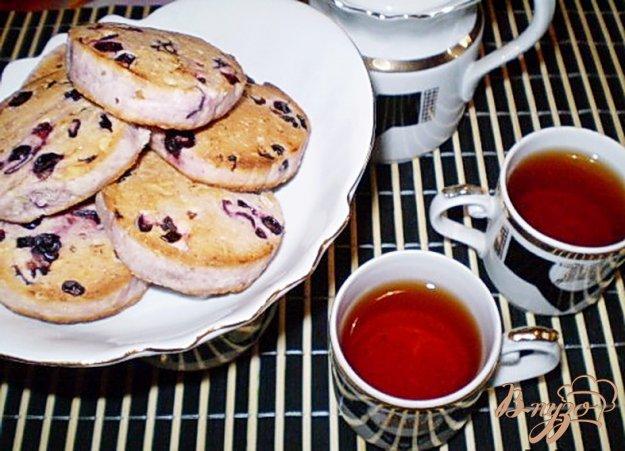 Рецепт Печенье со смородиной и грецким орехом