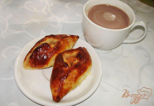 Рецепт Пирожки с персиком