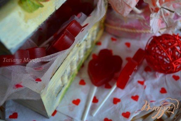 Рецепт Леденцы со вкусом розы