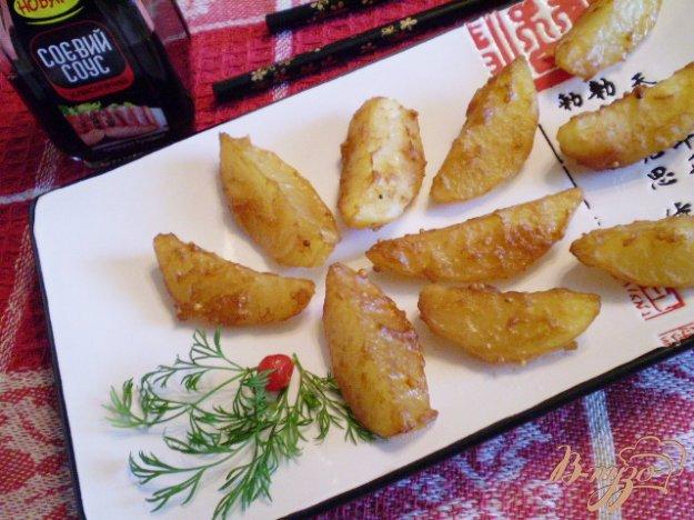 фото рецепта: Пикантный картофель