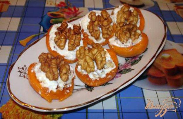 Рецепт Фаршированные абрикосы