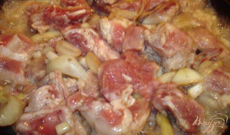 Фото приготовление рецепта: Шашлык на сковородке шаг №1