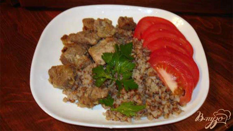 Фото приготовление рецепта: Шашлык на сковородке шаг №3