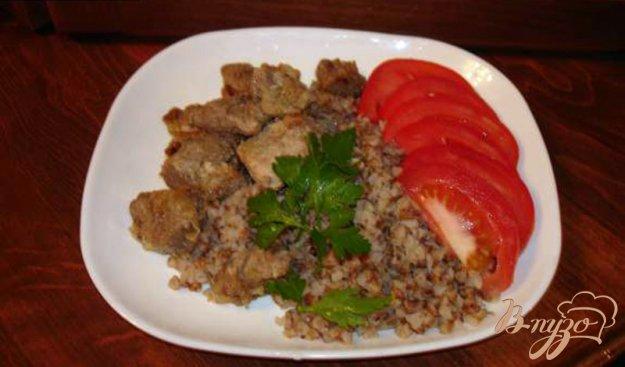 Рецепт Шашлык на сковородке