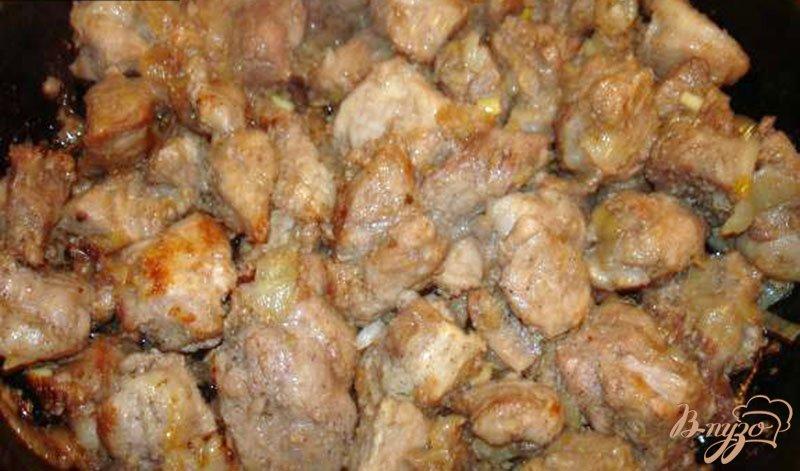 Фото приготовление рецепта: Шашлык на сковородке шаг №2