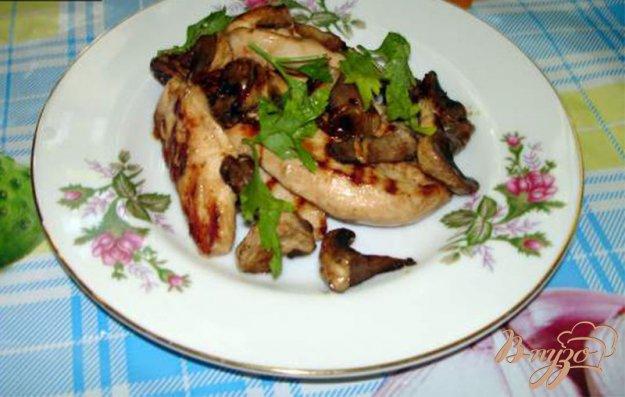 Рецепт Курица в соусе Терияки
