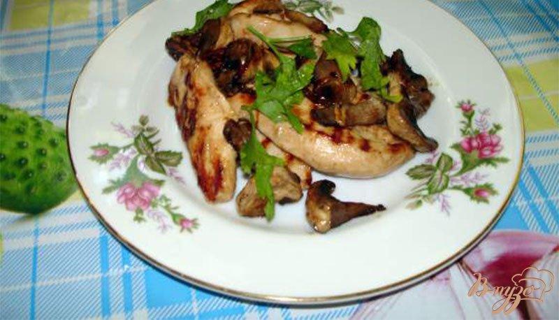 Фото приготовление рецепта: Курица в соусе Терияки шаг №3