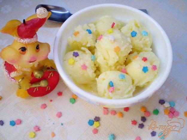 Рецепт Мороженое кокосовое
