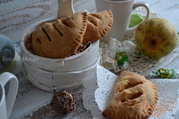 Рецепт Пирожки с грушей