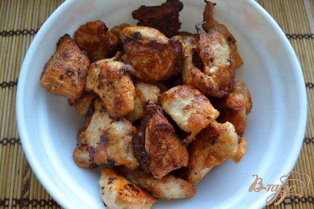 Рецепт Куриное филе с хрустящей корочкой