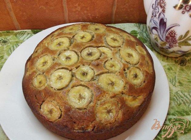 Рецепт Кекс банановый с кешью
