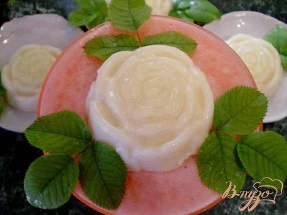 фото рецепта: Яблочный самбук