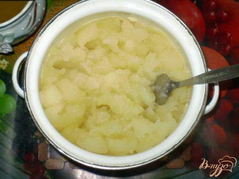 Фото приготовление рецепта: Яблочный самбук шаг №2