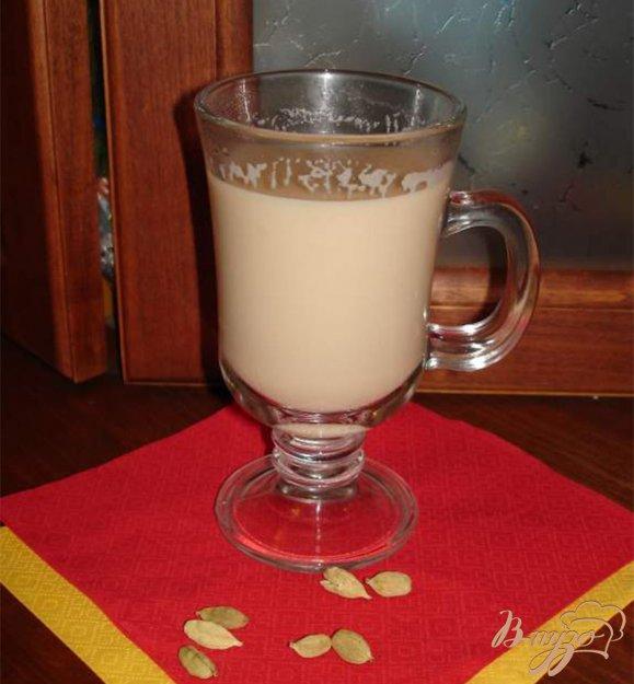 Рецепт Чай масала с кардамоном