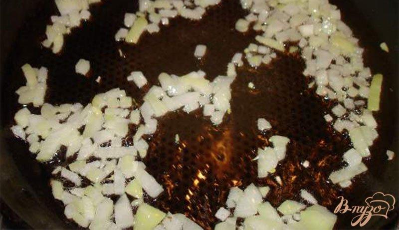 Фото приготовление рецепта: Полента с поджаркой шаг №1