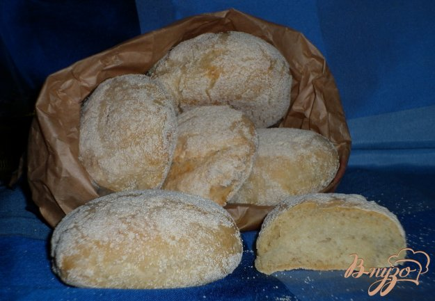 Рецепт Хрустящие булочки
