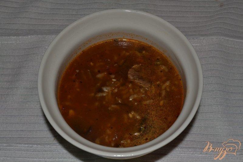 Фото приготовление рецепта: Харчо из говядины с черносливом шаг №7